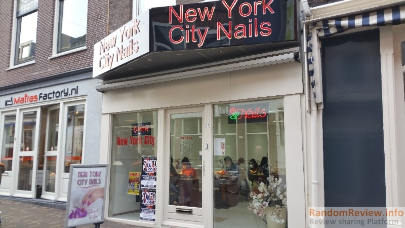 Latest reviews on New York City Nails