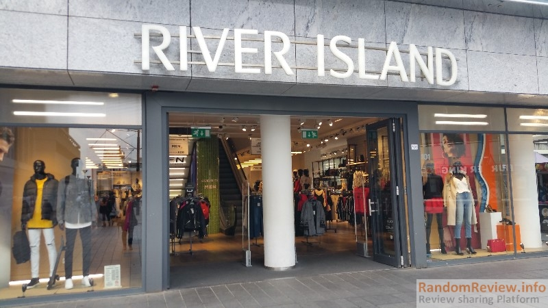 Latest reviews on River Island