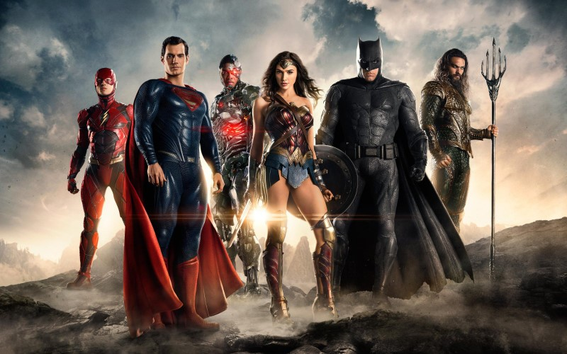 Latest reviews on Justice League