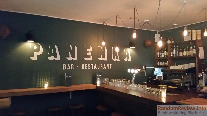Latest reviews on Panenka