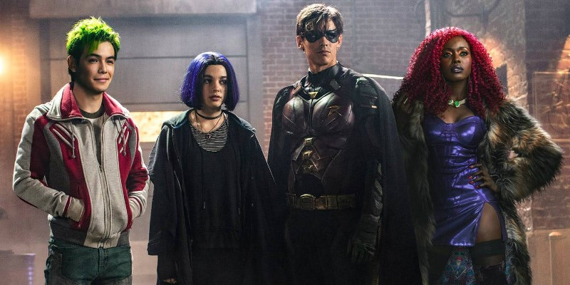 Latest reviews on Titans