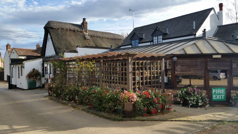 Latest reviews on The Old Thatched Inn